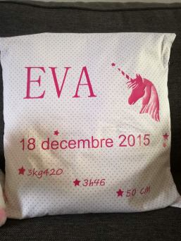 lutine coussin