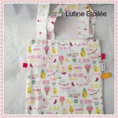 lutine sac ananas