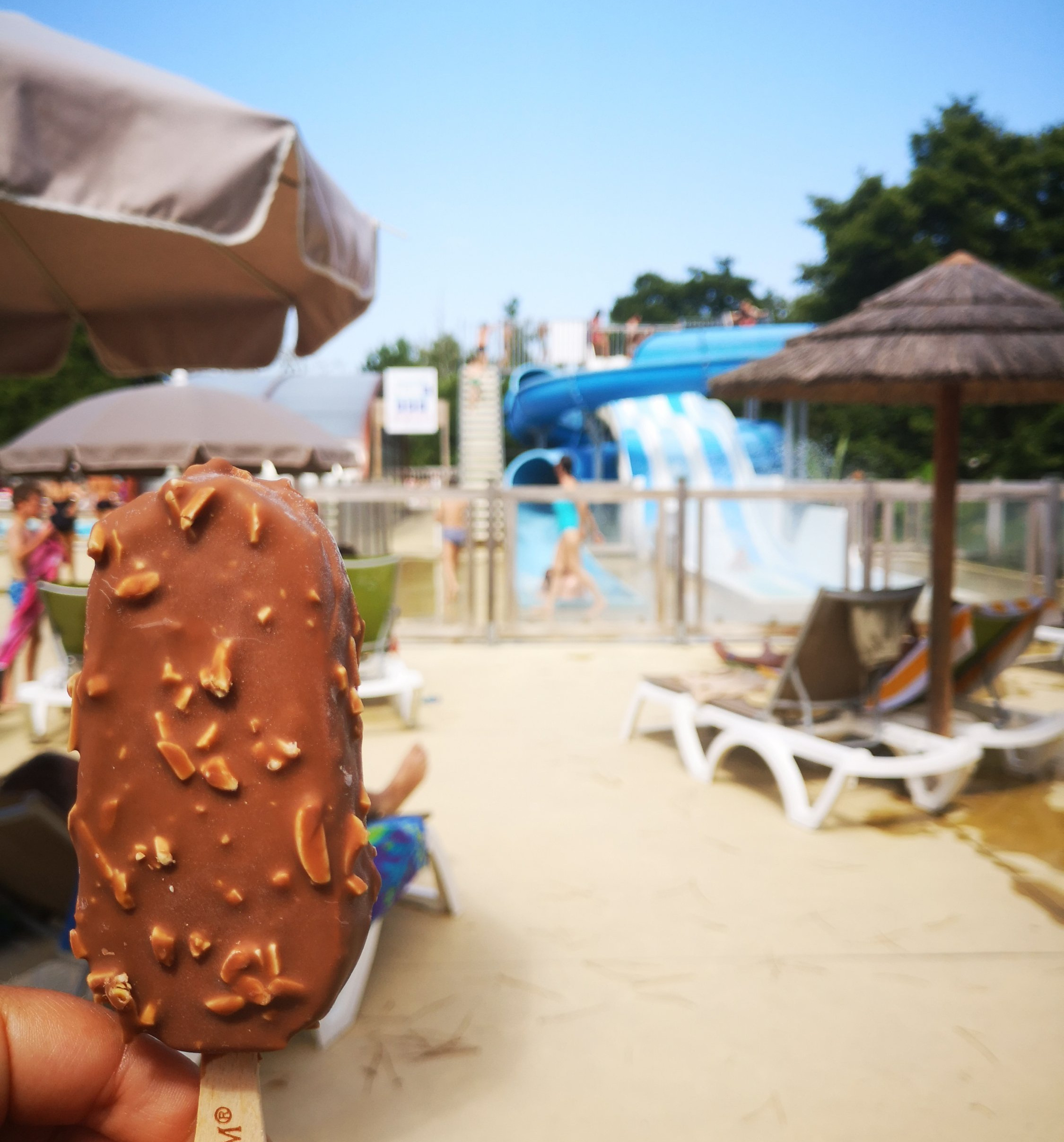 camping glaces